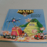 MASK MAYHEM'S MONSTER MADNESS 1986 CHILDRENS READING BOOK @sold@